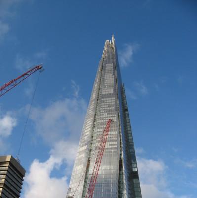 hoogbouw in Londen