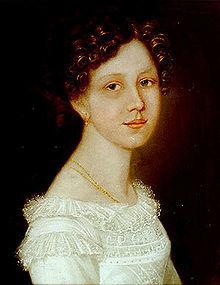 schilderij van Ulrike von Levetzow