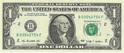 Amerikaans bankbiljet