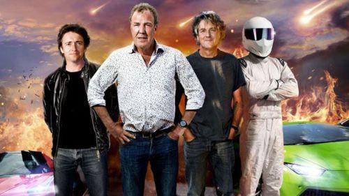 Presentatoren Top Gear Kennis van Land en Volk