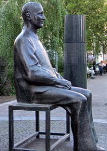 Brecht voor schiffbauerdamm
