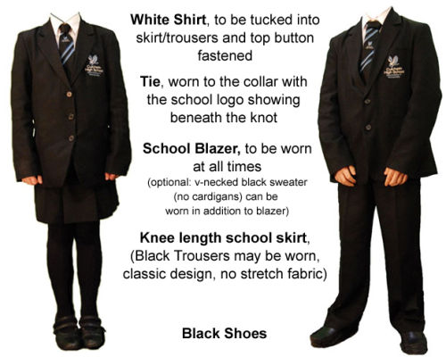 Culcheth_High_School_Uniform