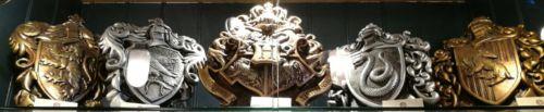 emblemen alle vier afdelingen hogwarts harry potter quiz
