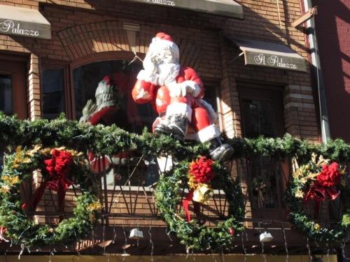 kerstman in new york - kerstquiz - kennis van land en volk