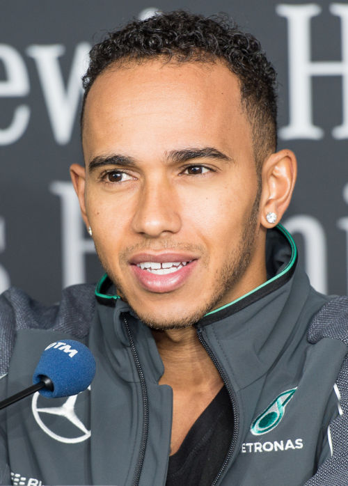 """Lewis Hamilton October 2014"" by Foto: Stefan Brending, Lizenz: Creative Commons by-sa-3.0 de. Licensed under CC BY-SA 3.0 de via Wikimedia Commons - http://commons.wikimedia.org/wiki/File:Lewis_Hamilton_October_2014.jpg#/media/File:Lewis_Hamilton_October_2014.jpg"