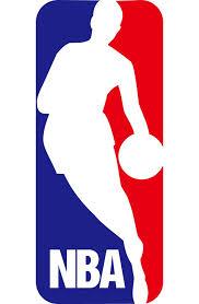 het logo van de NBA