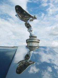 mascotte Rolls-Royce kennis van land en volk
