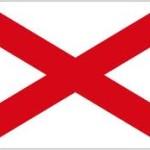 vlag van een Britse natie