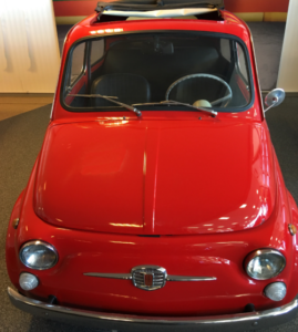 Kleine Britse auto vraag - Kennis van land en Volk